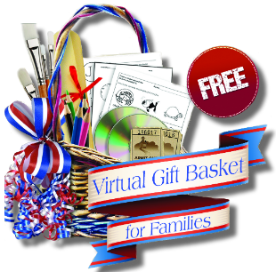 Virtual Gift Basket Photo
